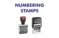 Numbering Stamps
